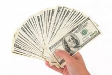 สำนวนที่ใช้เกี่ยวกับเงินในภาษาอังกฤษ