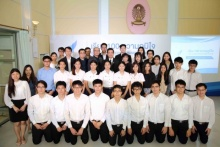 เรียง 100 ความภูมิใจ Chulalongkorn Business School