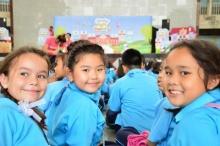 Boomerang School Tour ปีที่ 3 สนุกสุดมันส์ เสริมทักษะ ให้ความรู้ผ่านตัวการ์ตูน