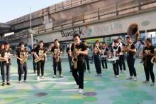 พาเหรดแจ๊สครั้งแรกในไทย ฉลอง 10 ปี กับสุดยอดไฮไลต์ ในเทศกาลดนตรีแจ๊สนานาชาติ-TIJC2018